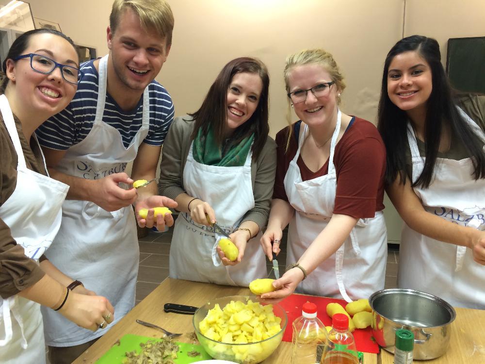Austrian Cooking Class