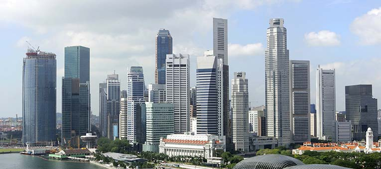 singapore-skyline
