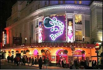 Theatre of England