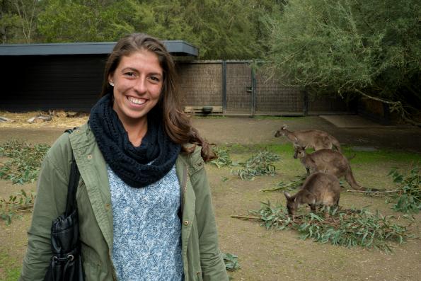 Australia intern