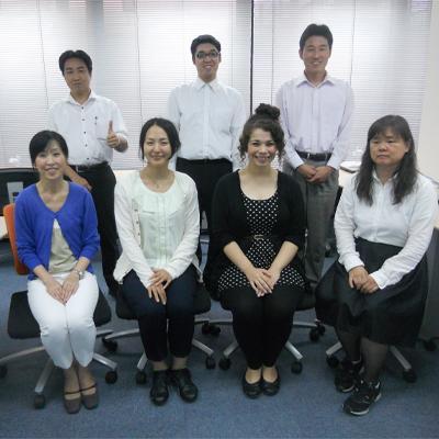 Internship Coworkers