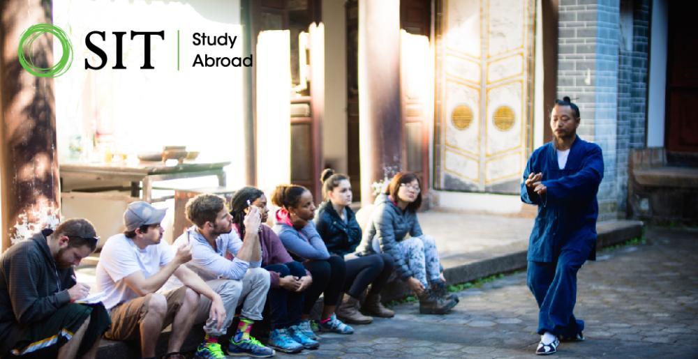 Asia study abroad program