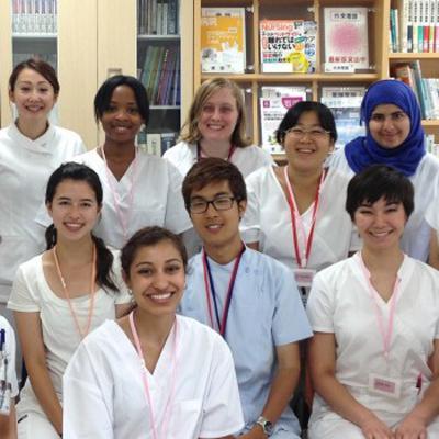 Visiting Health Professionals