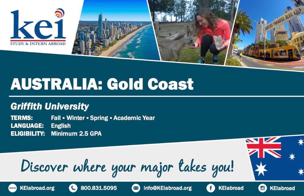 Australia Flyer 2018 (Side 1)