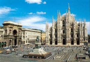 Milan square