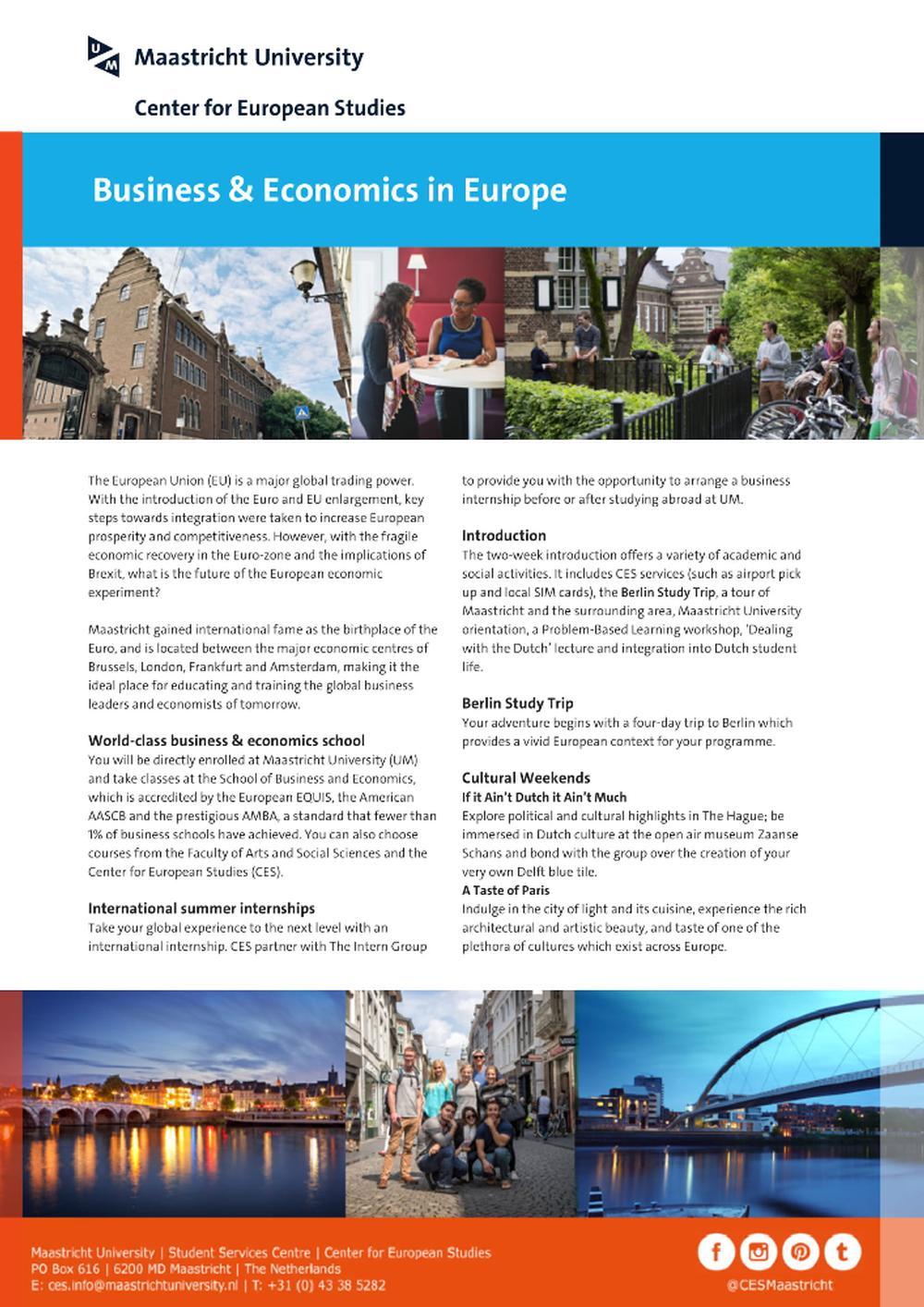 Brochure BEiE page 1