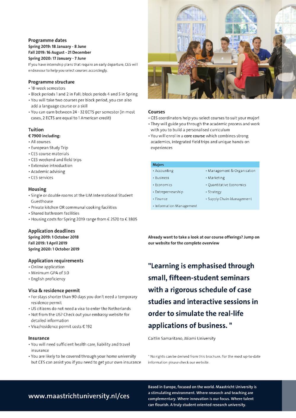 Brochure BEiE page 2
