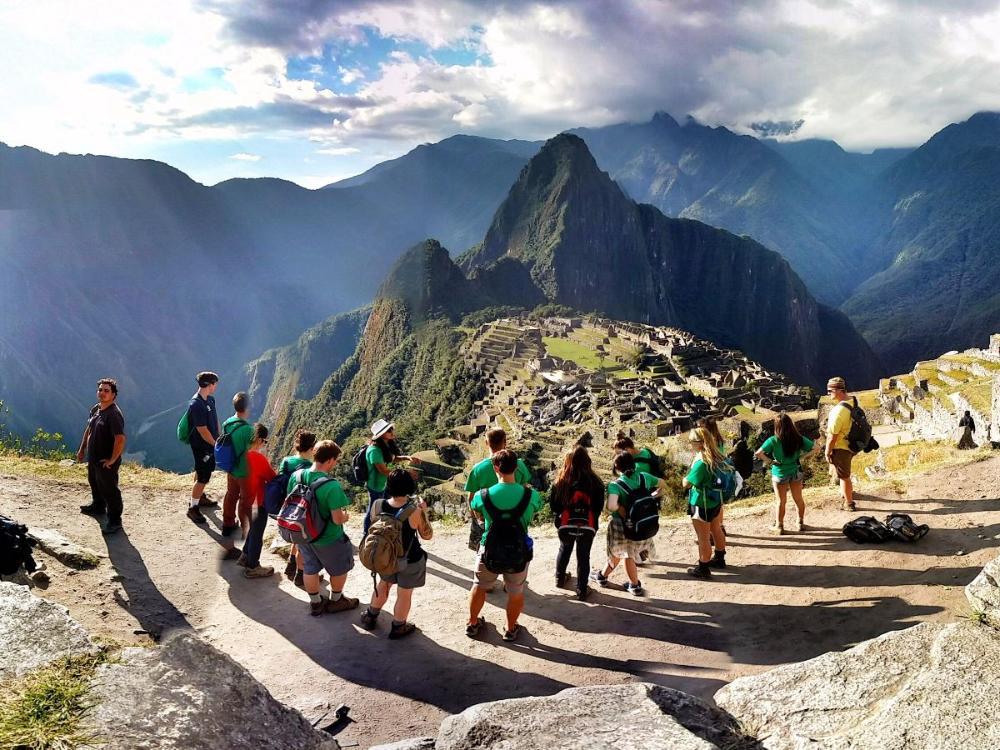 The GREEN Program Peru Group