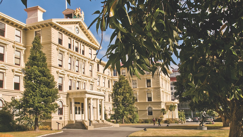 Victoria University of Wellington campus