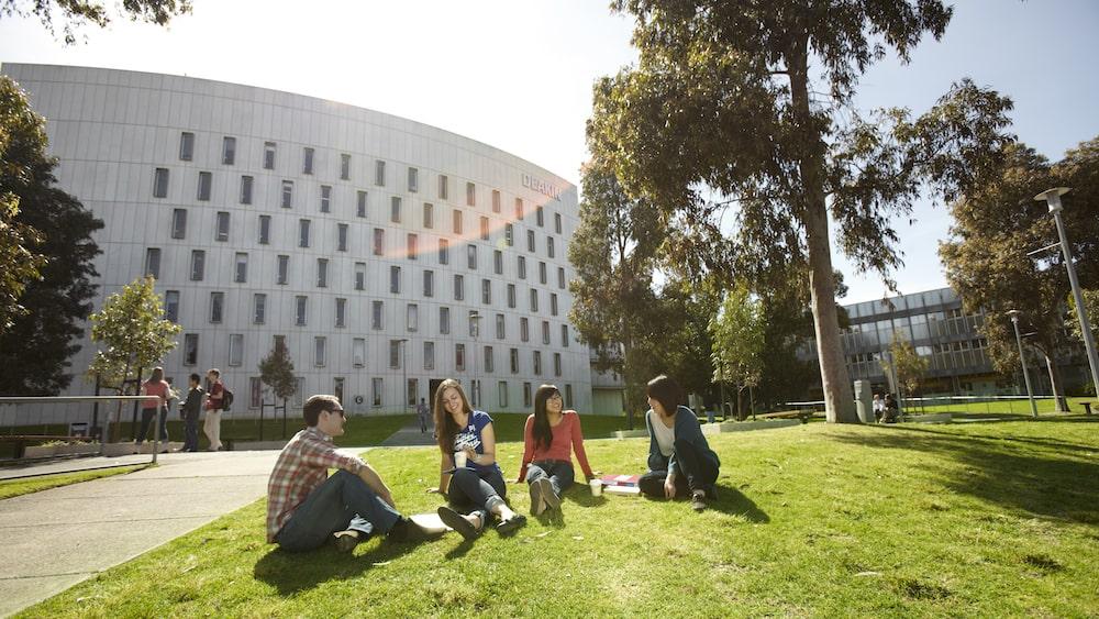 Deakin University campus