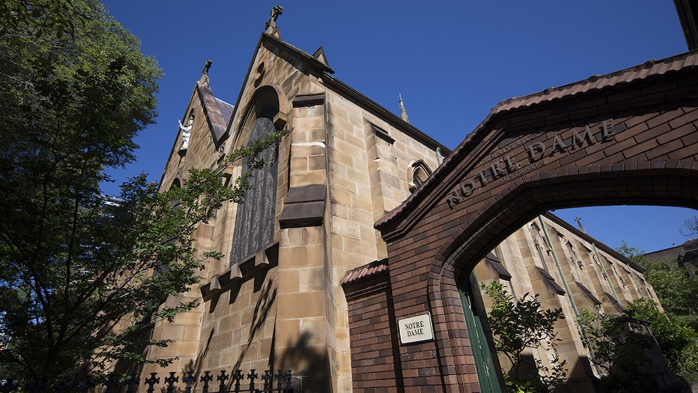 University of Notre Dame - Sydney campus
