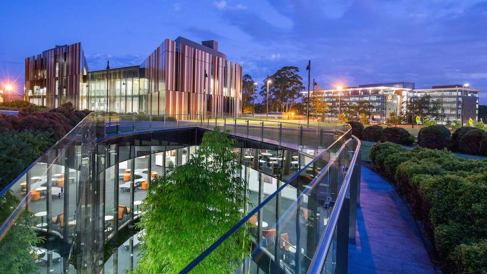 Macquarie University campus