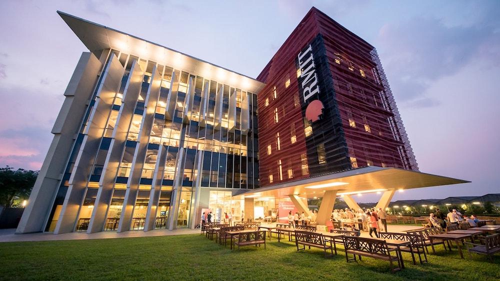 RMIT Vietnam campus