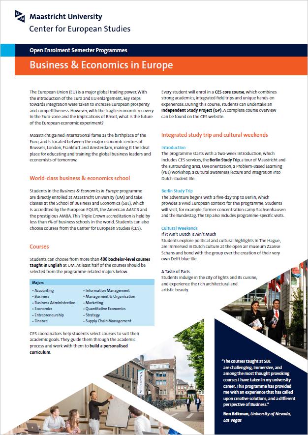 BEiE brochure 2019