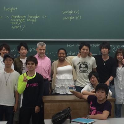 College Classroom Visitation