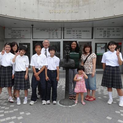 High School Classroom Visit
