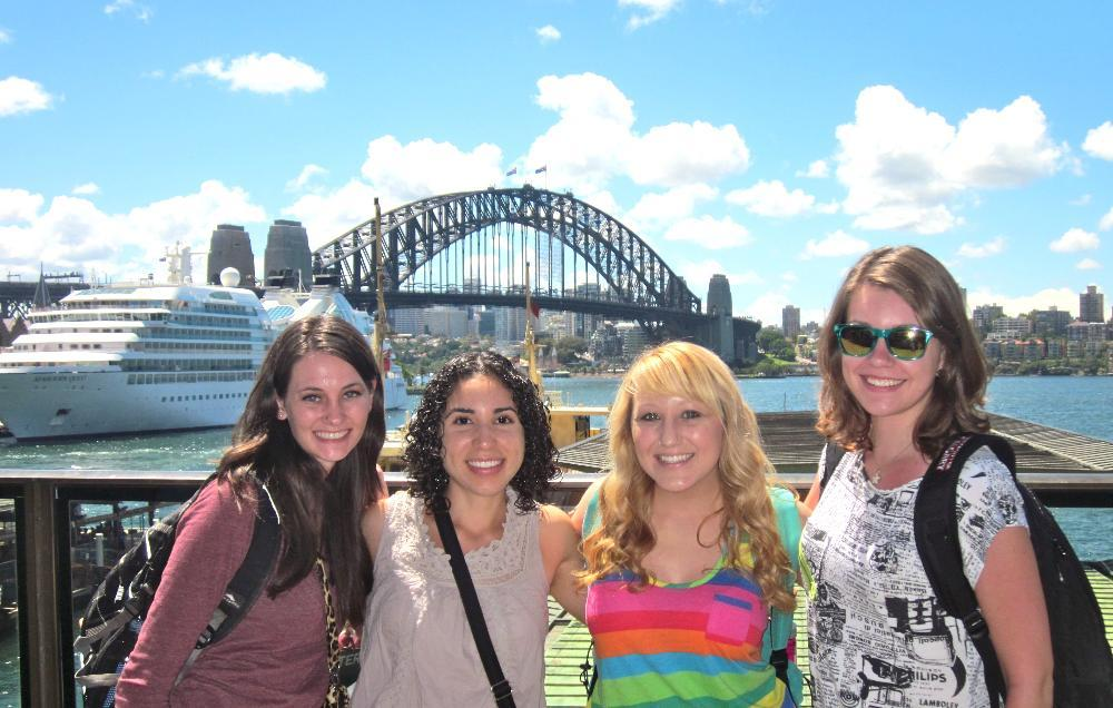 Charity King- Sydney