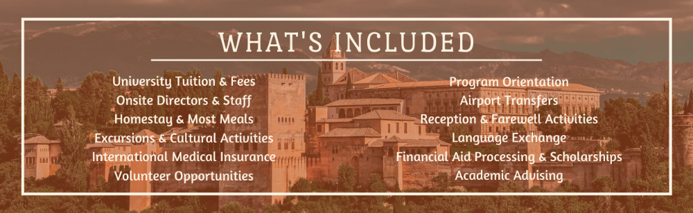 Arcos Learning Abroad - What's Included