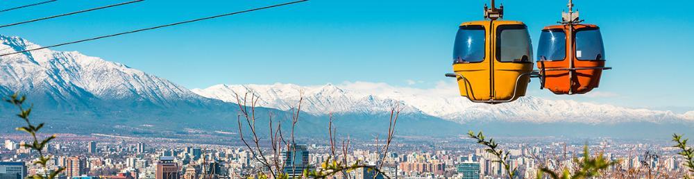 Chilean Universities, Santiago