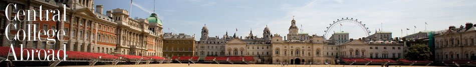 Central College Abroad - London