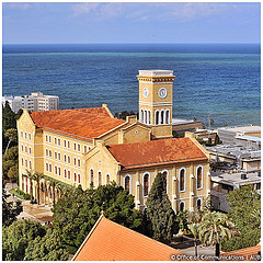 AUB College Hall