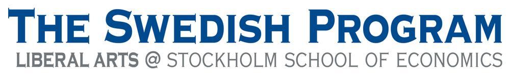 Swedish Program Logo