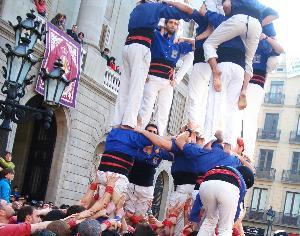 Barcelona Castellers