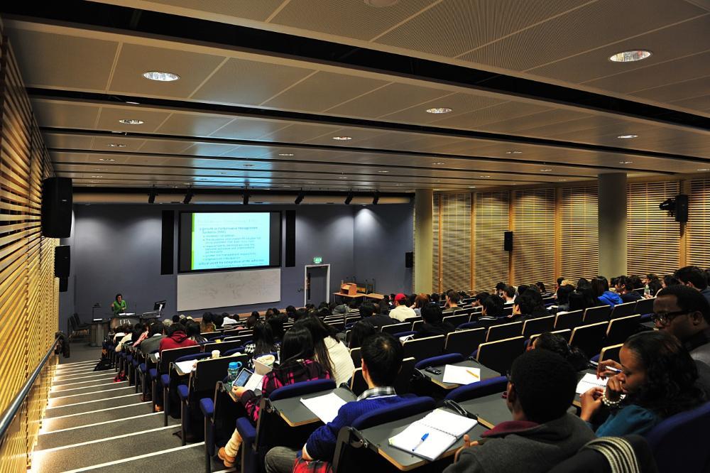 UEA Lecture Theatre