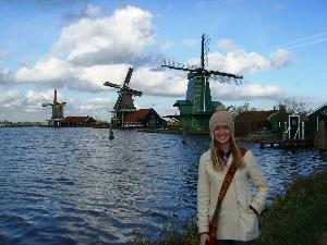 Amsterdam Student & Windmills